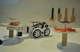 Inventions pour les enfants... et les adultes au salon de Hong Kong