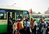 Le bus, un des moyens majeurs de Hô Chi Minh-Ville