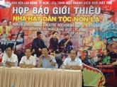Prochaine ouverture du musée de la musique populaire à Hô Chi Minh-Ville