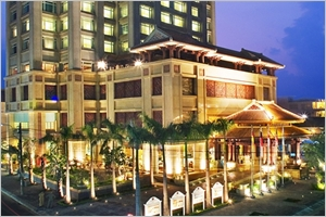Hôtellerie à Huê