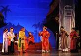 Sensibiliser le public pour préserver le théâtre traditionnel