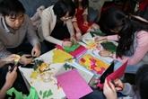 Les Vietnamiens aux Pays-Bas et en Grèce fêtent le Têt