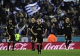 Championnat d'Espagne : le Barça cède du terrain au Real