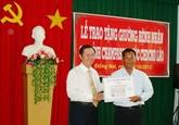 Dông Nai assiste Champassak dans le secteur de la santé