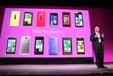 Microsoft lance son nouveau système d'exploitation pour smartphones