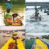 Découvrir le Nam Bô occidental extraordinaire de la saison des inondations