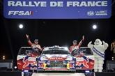 Loeb champion du monde pour la neuvième fois