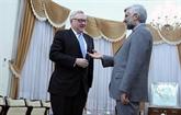 Visite surprise du négociateur nucléaire russe au sein du groupe 5+1 en Iran