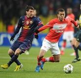 Barça, Bayern, Valence et Shakhtar en 8e de finale de la Ligue des champions