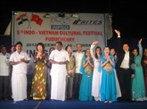 Ouverture du Festival d'amitié populaire Vietnam - Inde