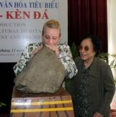 Le lithophone de Tuy An veut séduire l'UNESCO