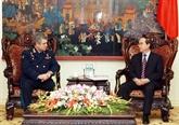 Le Vietnam reconnaissant envers l'aide russe et chinoise