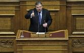 Le parlement grec ouvre la voie à un effacement de dette hors norme