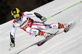 Hirscher renforce sa position au classement de la Coupe du monde de ski alpin