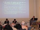 Colloque international sur l'archéologie du Vietnam à l'Institut Goethe de Hanoi