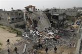Quatrième journée d'affrontements à Gaza