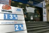Banques : baisse massive du taux d'intérêt plafond des dépôts