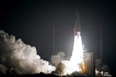 Lancement réussi du cargo automatique européen ATV-3, en route vers l'ISS
