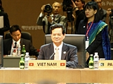 Sommet nucléaire : le PM rencontre des dirigeants de divers pays