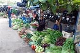 Les marchés de Hanoi repoussés en banlieue