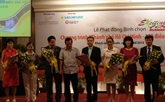"""Lancement du 2e programme """"Hô Chi Minh-Ville : 100 choses intéressantes"""""""