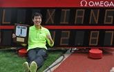Ligue de diamant : Liu Xiang déjà en forme olympique
