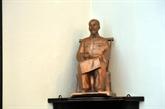 Président Hô Chi Minh : une statue installée à Milan