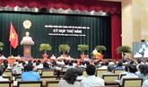 Hô Chi Minh-Ville : mise en œuvre de six programmes novateurs