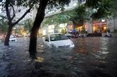 Pas d'inondations à Hanoi en 2015