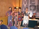 Le Vietnam au festival international des textiles extraordinaires