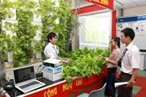 Techmart Vietnam : Vers l'innovation dans les technologies vertes