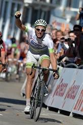 Circuit Franco-Belge - 2e étape: Kittel s'impose, Roelandts leader