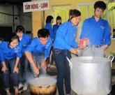 Des «soupes populaires» au cœur de Hanoi