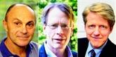 Le prix Nobel d'économie décerné à trois Américains