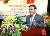 La 23e Fête nationale de l'Allemagne célébrée à Hanoi