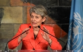 Irina Bokova réélue à la tête de l'UNESCO
