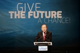 Appel de Ban Ki-moon à arrêter le gaspillage de l'eau