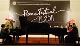 Le Festival international du piano 2013 à Hô Chi Minh-Ville