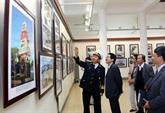 La VNA présente près de 200 photos sur la mer et les îles du Vietnam