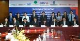 Vietnam-Japon : coopération bancaire entre BIDV et SuMi TRUST