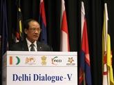 Déclaration de la conférence de hauts officiels ASEAN-Inde