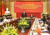Définition des orientations de l'industrie pétrolière du Vietnam