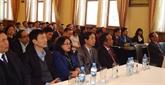 Les entrepreneurs vietnamiens en Russie fixent le cap