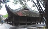 La maison communale de Dinh Bang, la magnifique