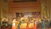 Le Nouvel An traditionnel indien et d'autres pays d'Asie à Hanoi