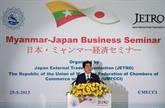 Myanmar : le Premier ministre japonais promet