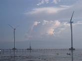 Énergie éolienne : de grands potentiels au Vietnam