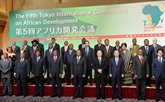 Le Japon promet 10,6 milliards d'euros  d'aide publique à l'Afrique en cinq ans