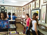 Faire revivre les estampes populaires de Dông Hô