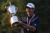 Golf : Justin Rose remporte l'US Open